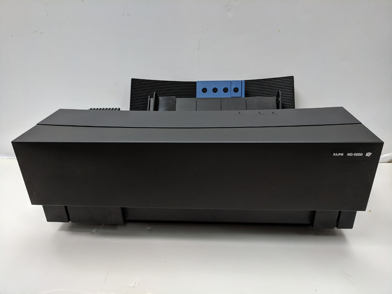 Refurbished MD5000 Thermal Printer with English Windows 98/XP Driver