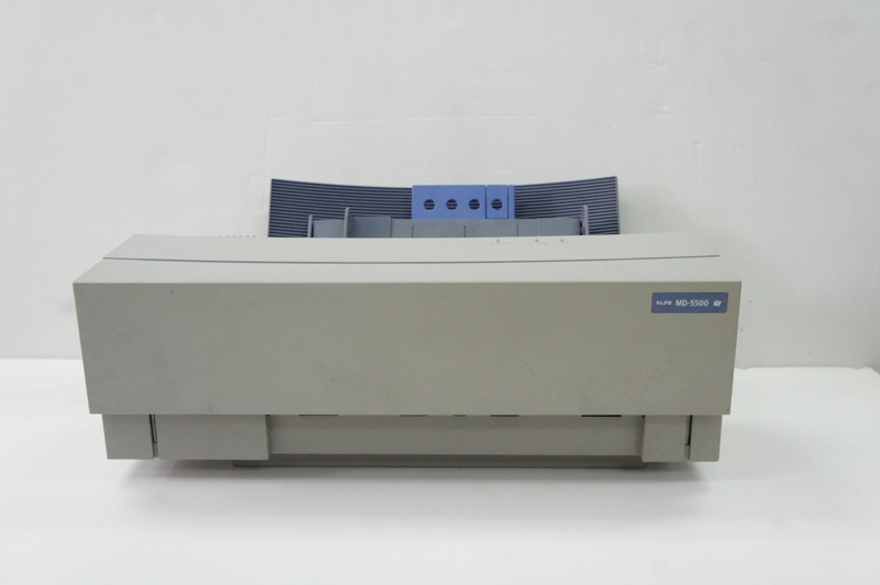 Refurbished ALPS MD-5500 Thermal Printer with English Windows Driver X9B0301H